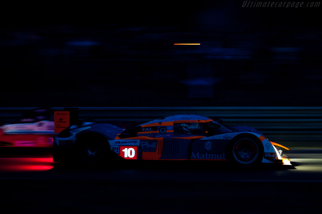 Peugeot 908 HDI Fap - Chassis: 908-10   - 2011 24 Hours of Le Mans