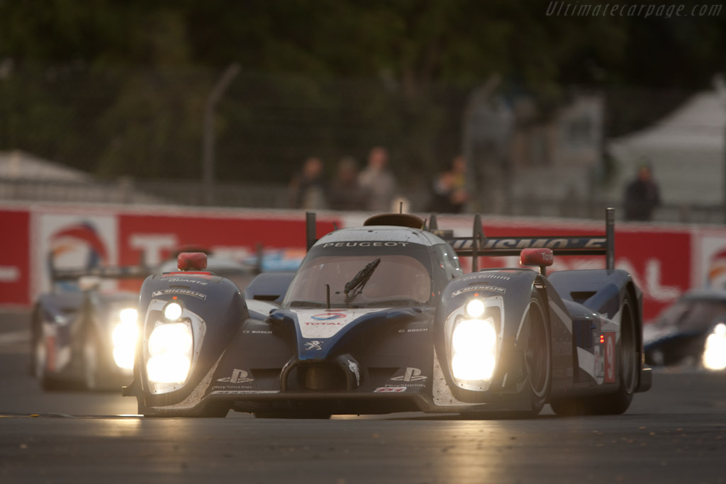 Peugeot 908s - Chassis: 908-03   - 2011 24 Hours of Le Mans