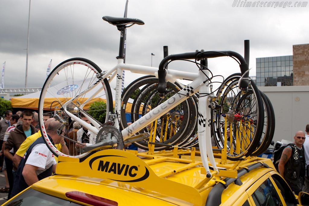 Peugeot bike   - 2011 24 Hours of Le Mans