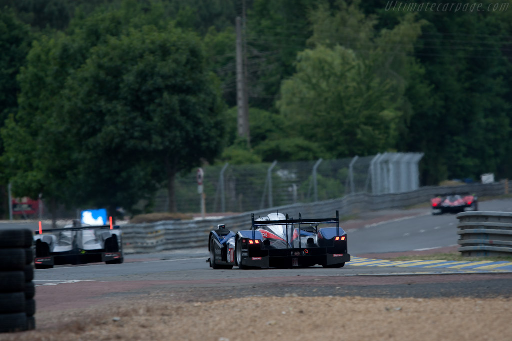 Peugeot vs Audi - Chassis: 908-05   - 2011 24 Hours of Le Mans