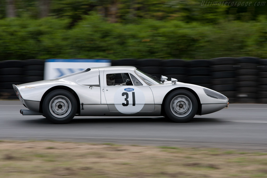 Porsche 904/6 - Chassis: 906-011   - 2011 24 Hours of Le Mans