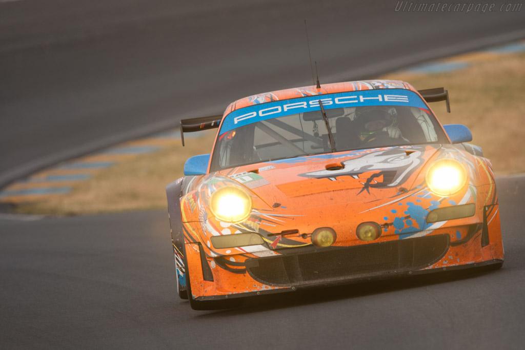 Porsche 997 GT3 RSR - Chassis: WP0ZZZ99Z8S799913b   - 2011 24 Hours of Le Mans