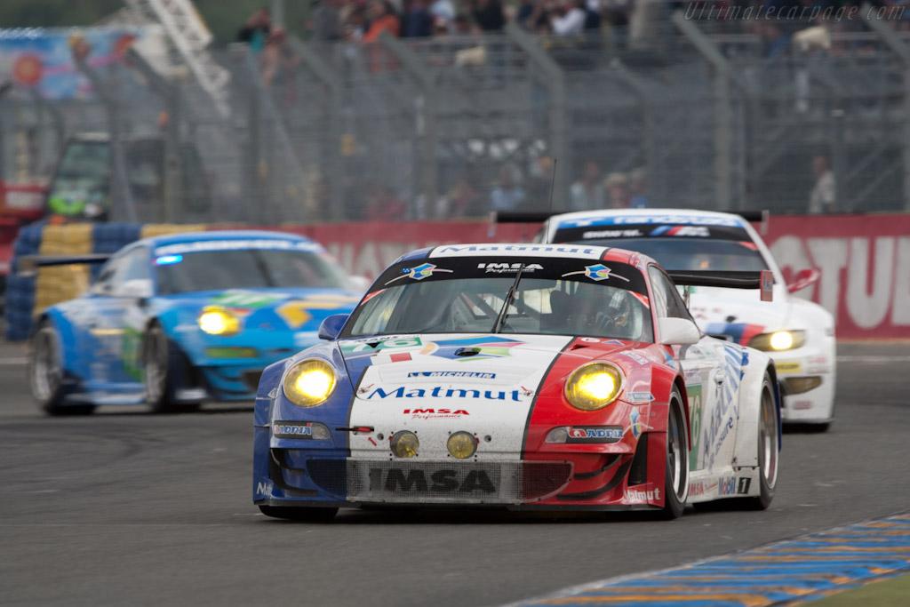 Porsche 997 GT3 RSR - Chassis: WP0ZZZ99Z9S799915   - 2011 24 Hours of Le Mans