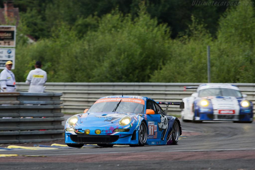 Porsche 997 GT3 RSR - Chassis: WP0ZZZ99Z8S799912   - 2011 24 Hours of Le Mans