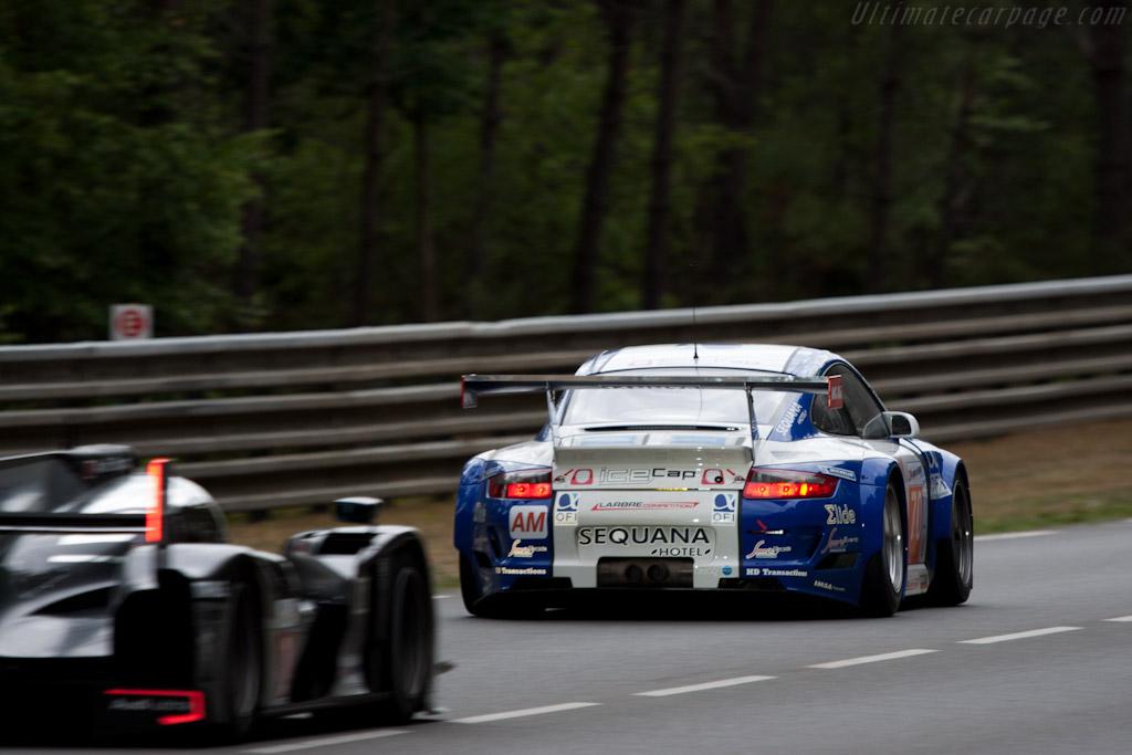 Porsche 997 GT3 RSR - Chassis: WP0ZZZ99Z9S799916   - 2011 24 Hours of Le Mans