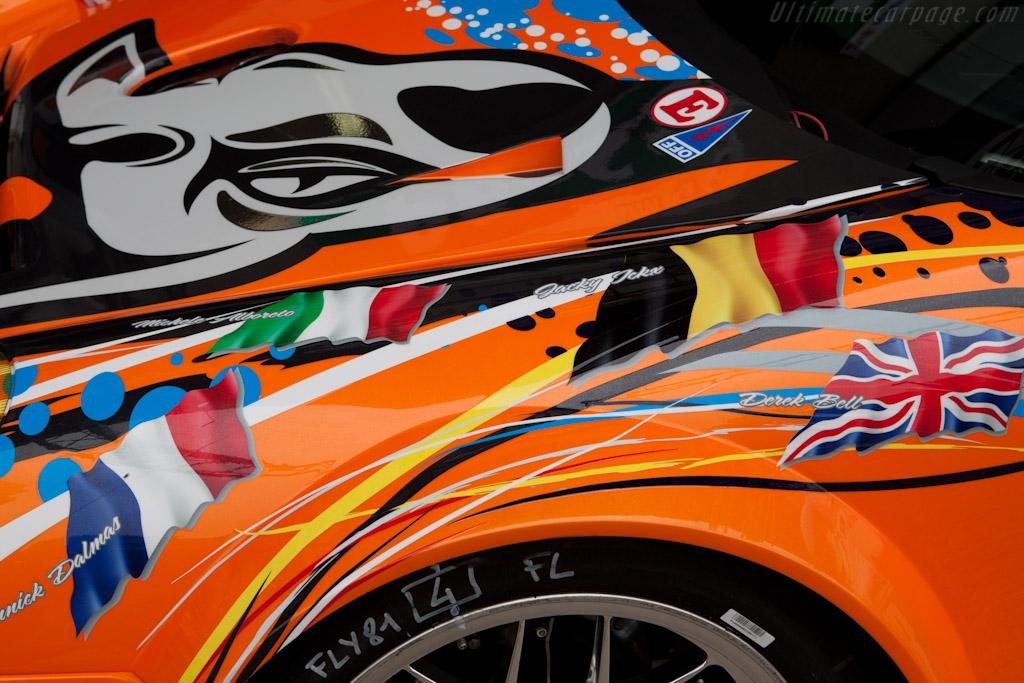 Porsche's Le Mans winners - Chassis: WP0ZZZ99Z8S799913b   - 2011 24 Hours of Le Mans