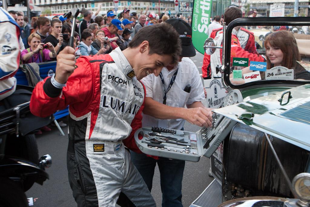 Quick fix?    - 2011 24 Hours of Le Mans
