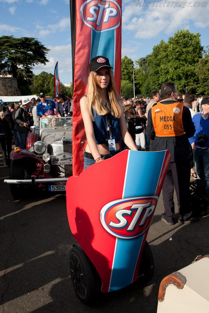 STP    - 2011 24 Hours of Le Mans
