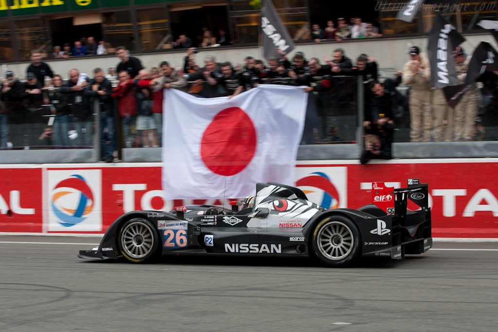 Save Japan - Chassis: 05   - 2011 24 Hours of Le Mans