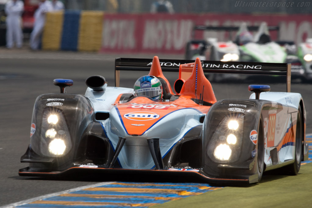 Second and final lap - Chassis: 2   - 2011 24 Hours of Le Mans