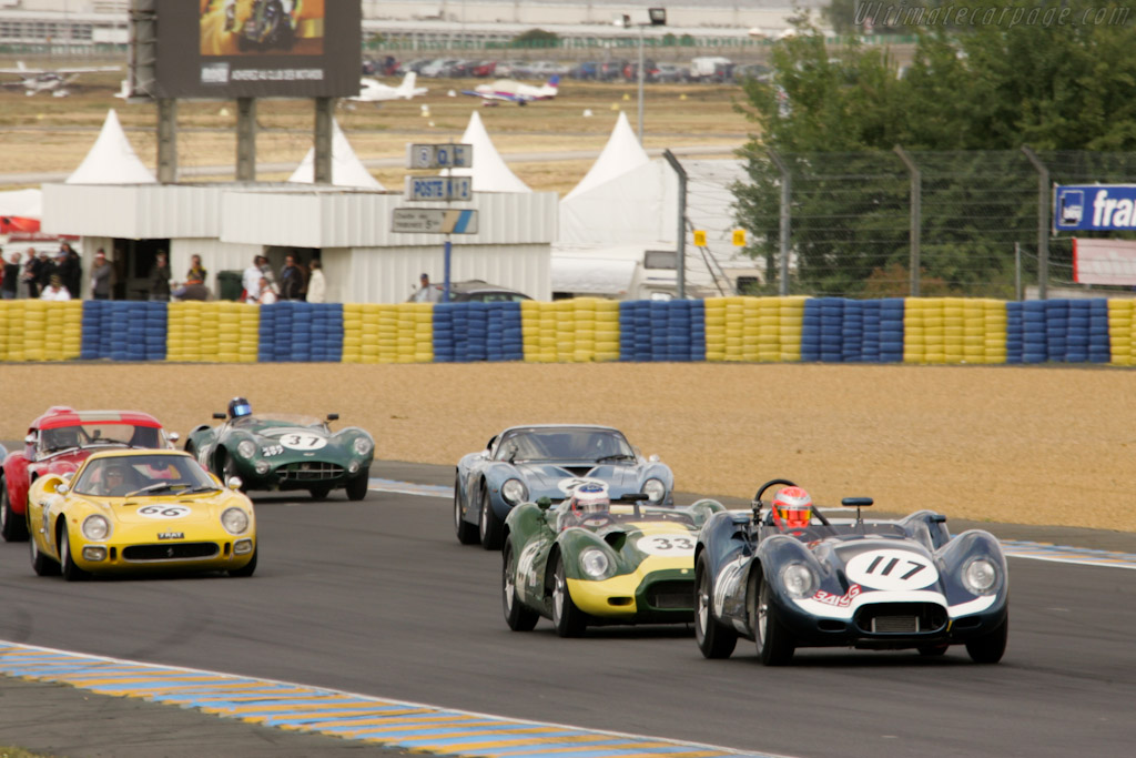 The Start    - 2011 24 Hours of Le Mans