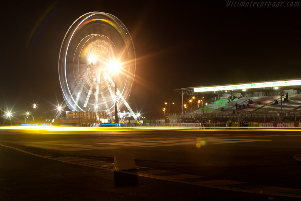 The big wheel   - 2011 24 Hours of Le Mans