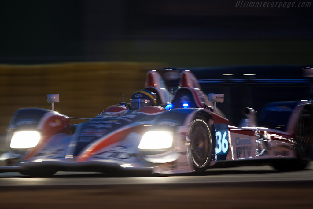 Tommy Erdos - Chassis: LC70-8   - 2011 24 Hours of Le Mans