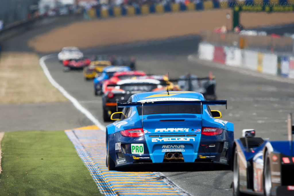 Traffic - Chassis: WP0ZZZ99Z9S799918   - 2011 24 Hours of Le Mans