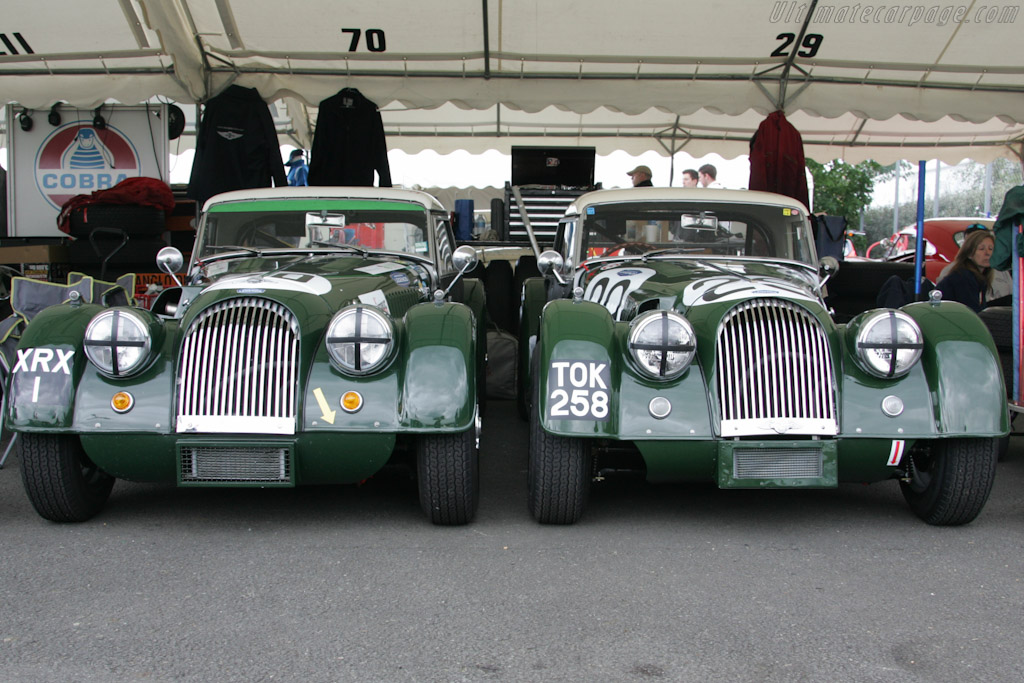 Works Morgans    - 2011 24 Hours of Le Mans