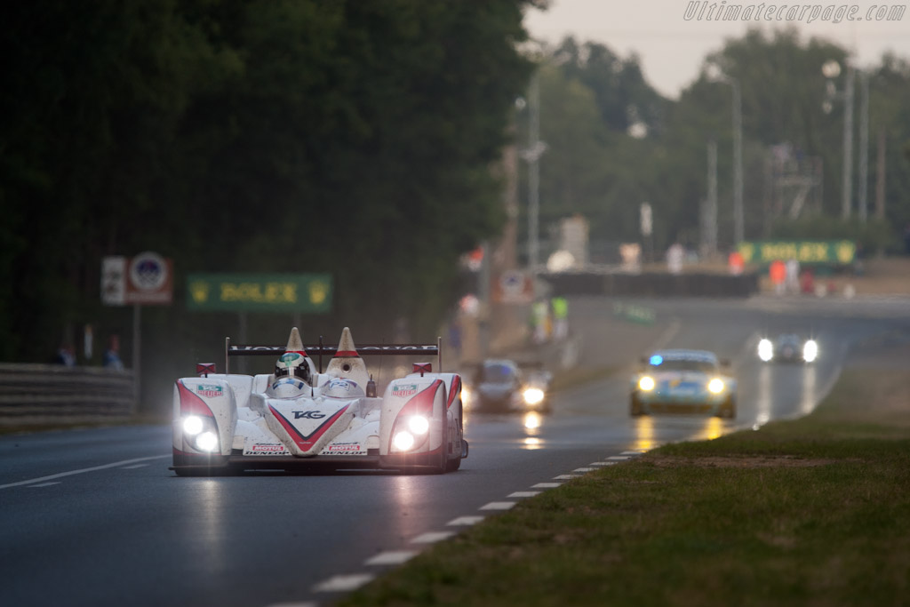 Zytek 11SN Nissan - Chassis: Z11SN-03   - 2011 24 Hours of Le Mans