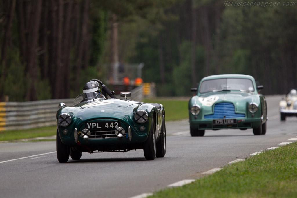 AC Ace Bristol    - 2013 24 Hours of Le Mans