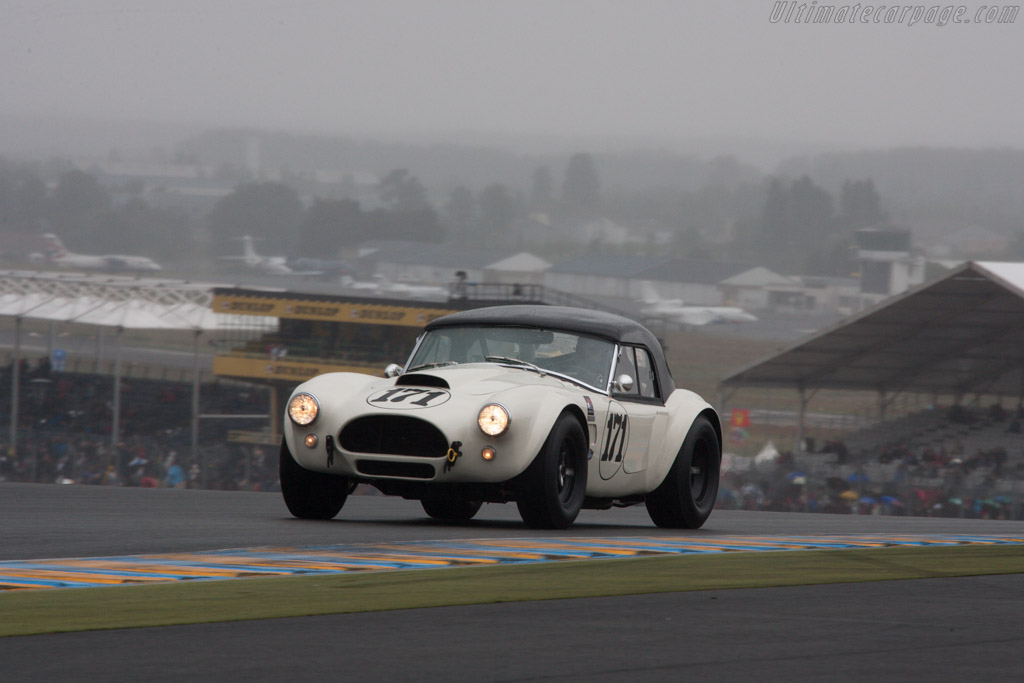 AC Shelby Cobra - Chassis: CSX2114   - 2013 24 Hours of Le Mans