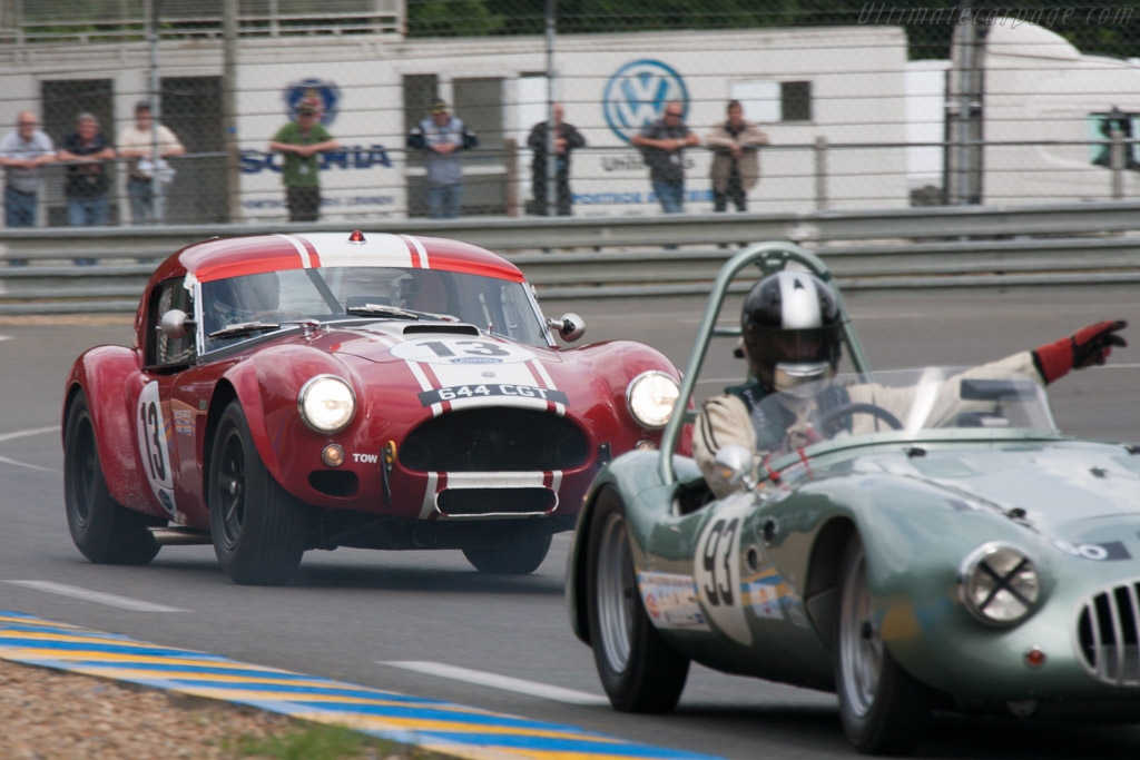 AC Shelby Cobra - Chassis: CSX2130   - 2013 24 Hours of Le Mans