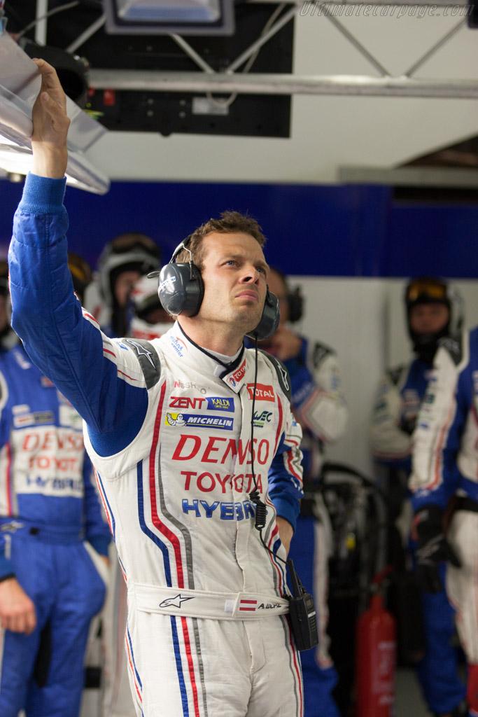 Alexander Wurz    - 2013 24 Hours of Le Mans