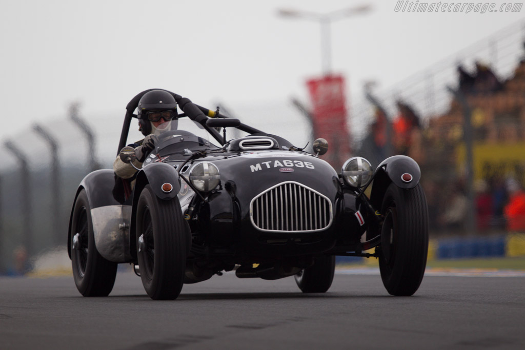 Allard J2    - 2013 24 Hours of Le Mans