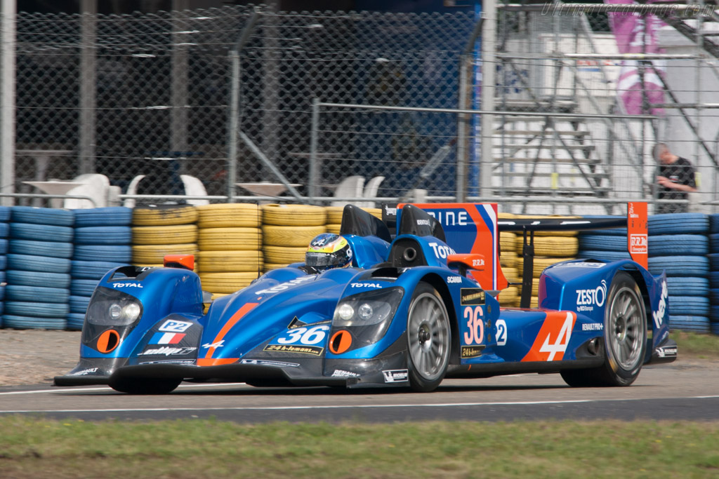 Alpine A450    - 2013 24 Hours of Le Mans