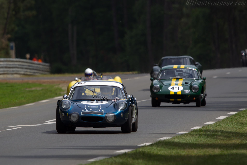 Alpine M65 - Chassis: 1720   - 2013 24 Hours of Le Mans