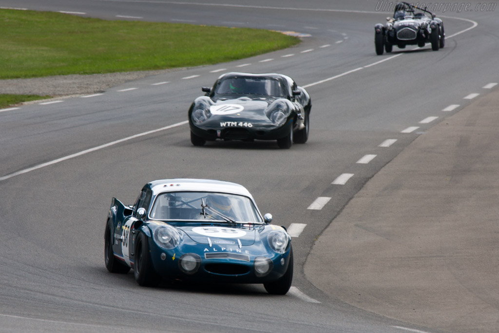 Apine M65 - Chassis: 1720   - 2013 24 Hours of Le Mans