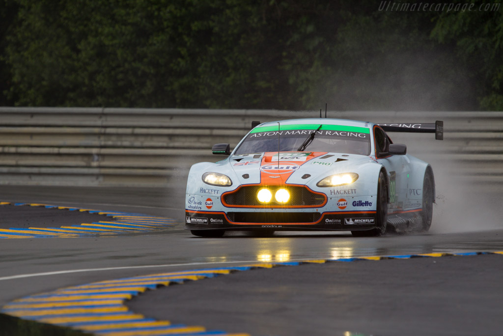 Aston Martin V8 Vantage GTE - Chassis: GTE-005   - 2013 24 Hours of Le Mans