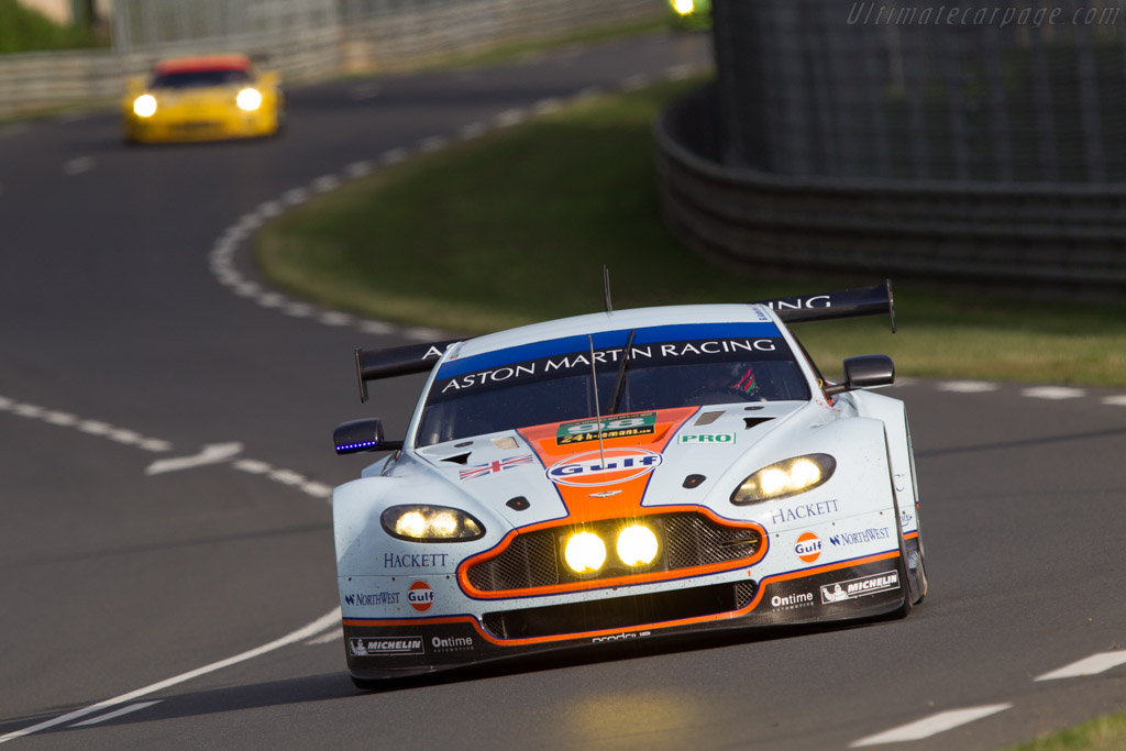 Aston Martin V8 Vantage GTE - Chassis: GTE-003   - 2013 24 Hours of Le Mans