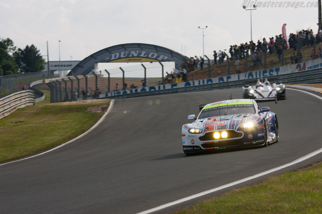 Aston Martin V8 Vantage GTE - Chassis: GTE-002   - 2013 24 Hours of Le Mans