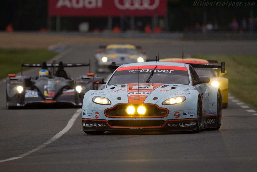 Aston Martin V8 Vantage GTE - Chassis: GTE-004  - 2013 24 Hours of Le Mans