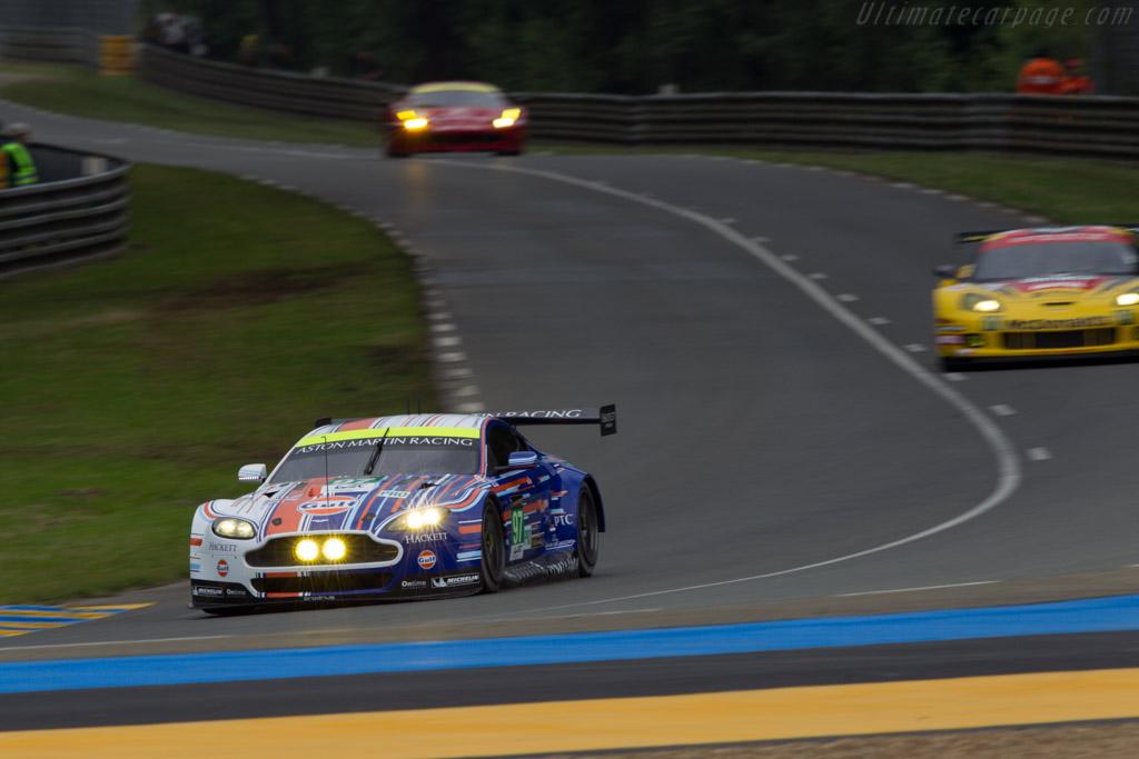Aston Martin V8 Vantage GTE    - 2013 24 Hours of Le Mans