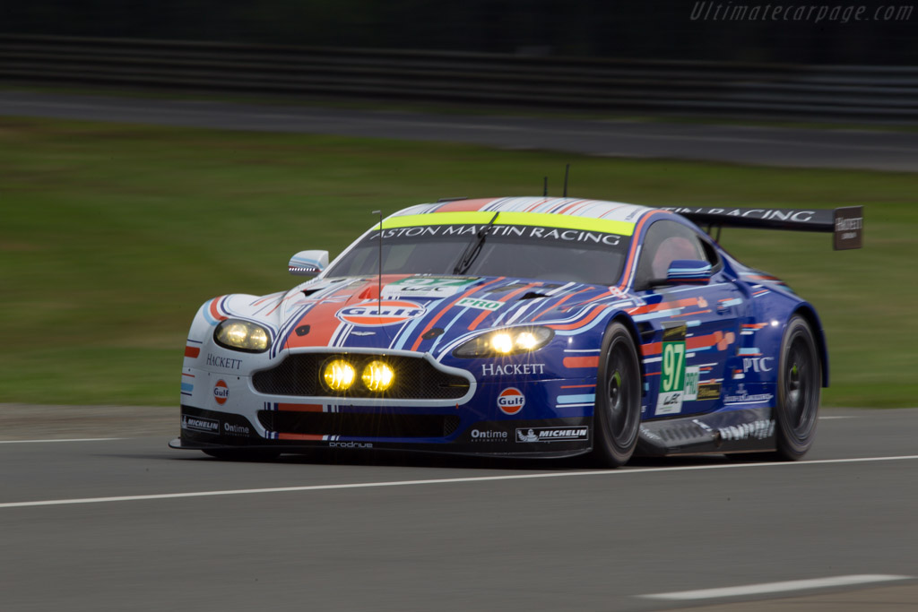 Aston Martin V8 Vantage GTE - Chassis: GTE-002   - 2013 24 Hours of Le Mans