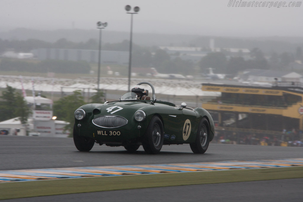Austin Healey 100 S    - 2013 24 Hours of Le Mans