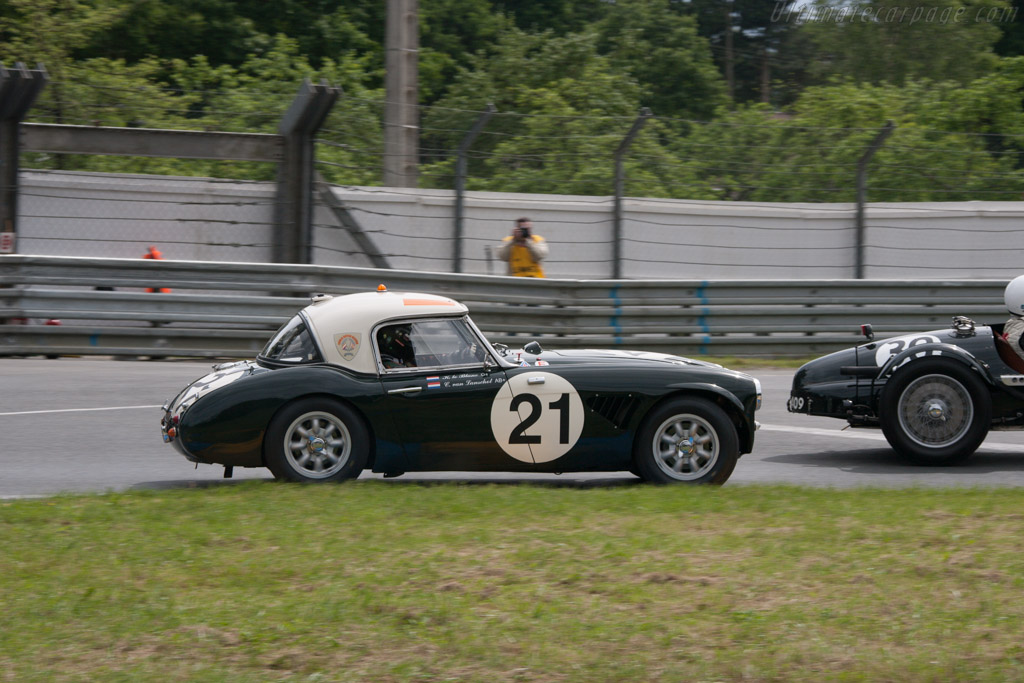 Austin Healey 3000    - 2013 24 Hours of Le Mans