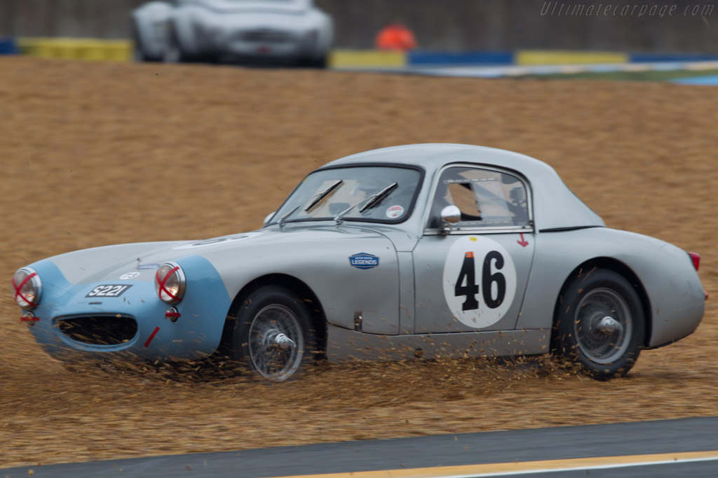 Austin Healey Sebring Sprite    - 2013 24 Hours of Le Mans