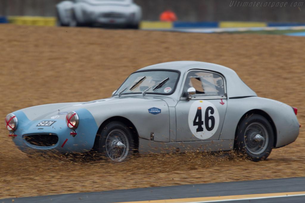 Austin Healey Sebring Sprite    - 2013 24 Hours of Le Mans
