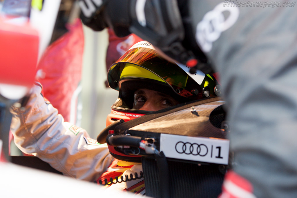 Benoit Treluyer    - 2013 24 Hours of Le Mans