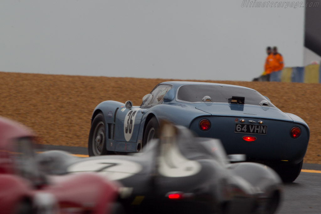 Bizzarrini 5300 GT    - 2013 24 Hours of Le Mans
