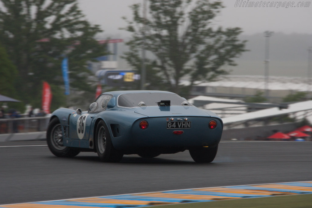 Bizzarrini 5300 GT    - 2013 24 Hours of Le Mans