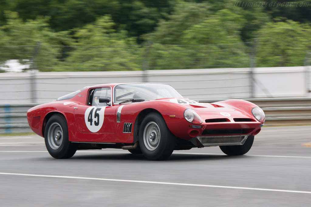 Bizzarrini 5300 GT - Chassis: IA3 0245   - 2013 24 Hours of Le Mans