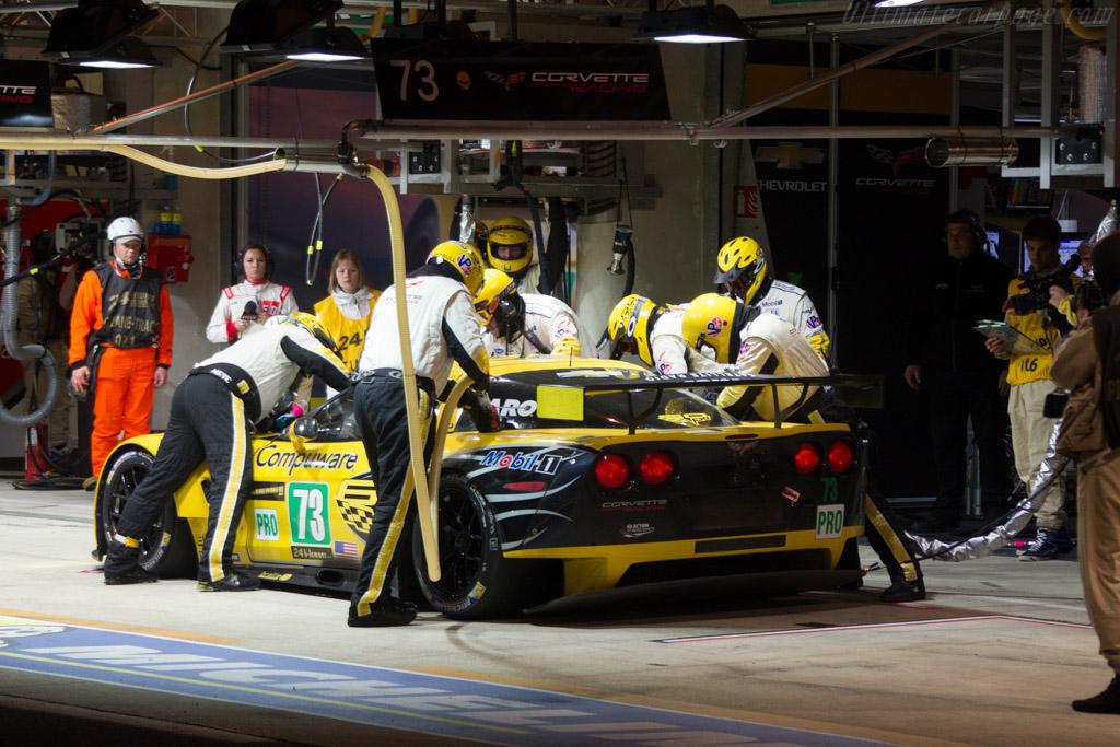 Chevrolet Corvette C6.R    - 2013 24 Hours of Le Mans