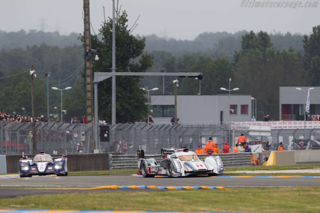 Early Leaders    - 2013 24 Hours of Le Mans