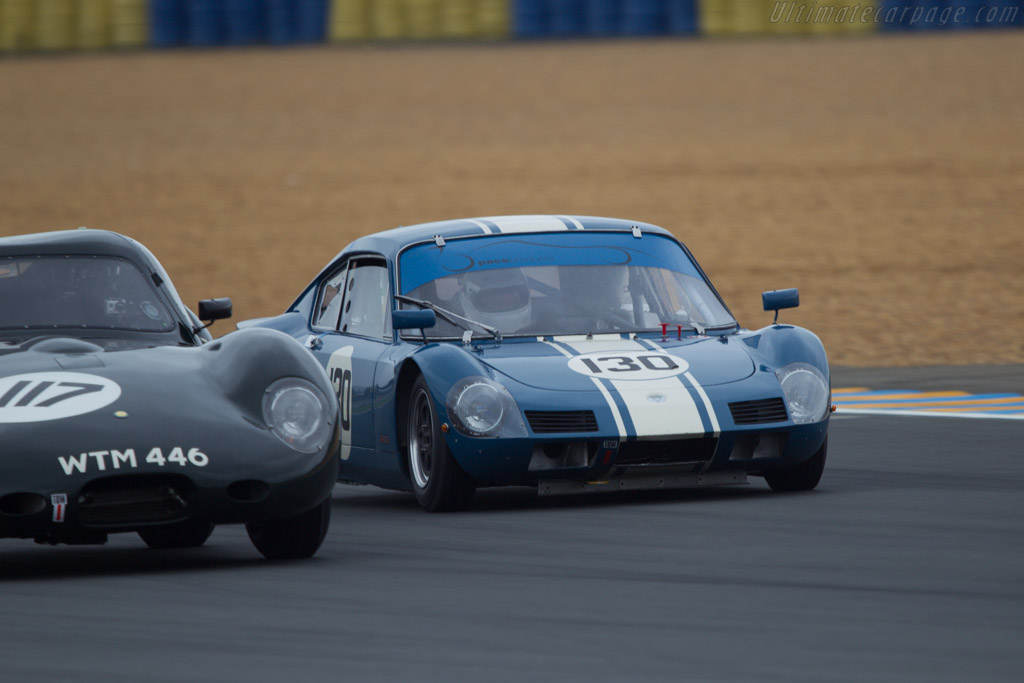 Elva GT160 - Chassis: 160GT/7S/3   - 2013 24 Hours of Le Mans
