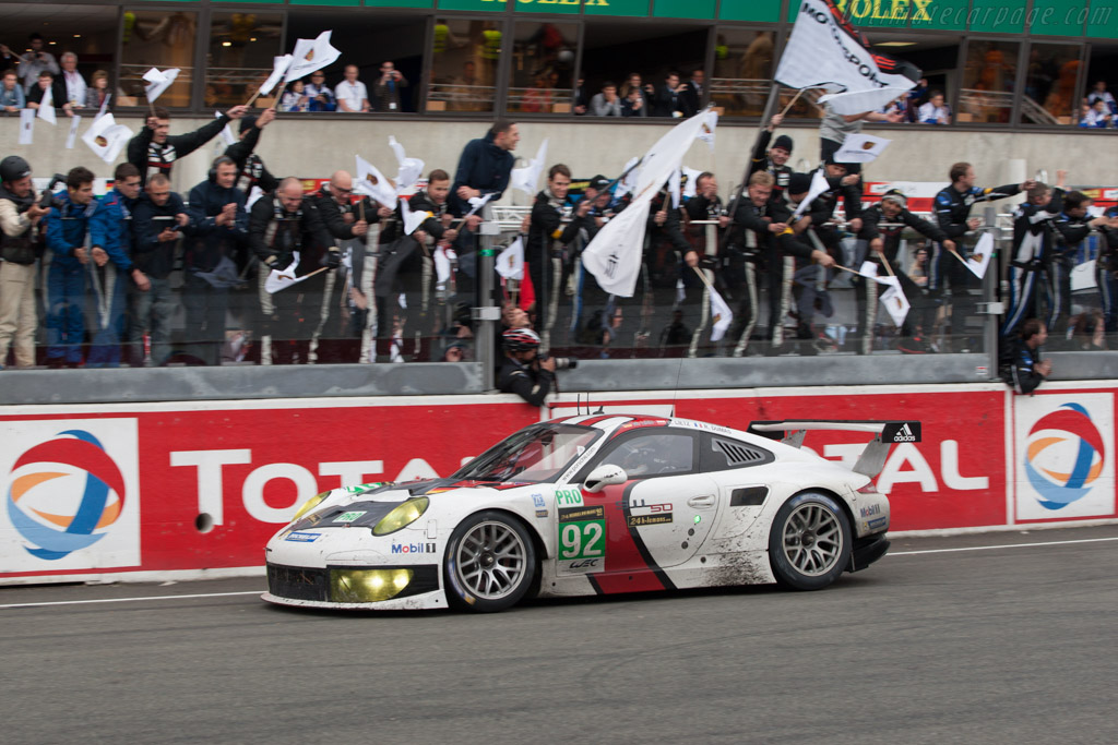 GTE Pro winners    - 2013 24 Hours of Le Mans