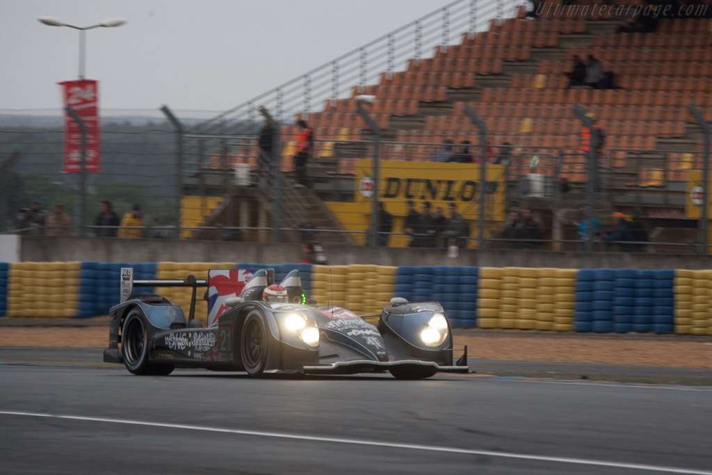 HPD ARX-03c - Chassis: 01   - 2013 24 Hours of Le Mans
