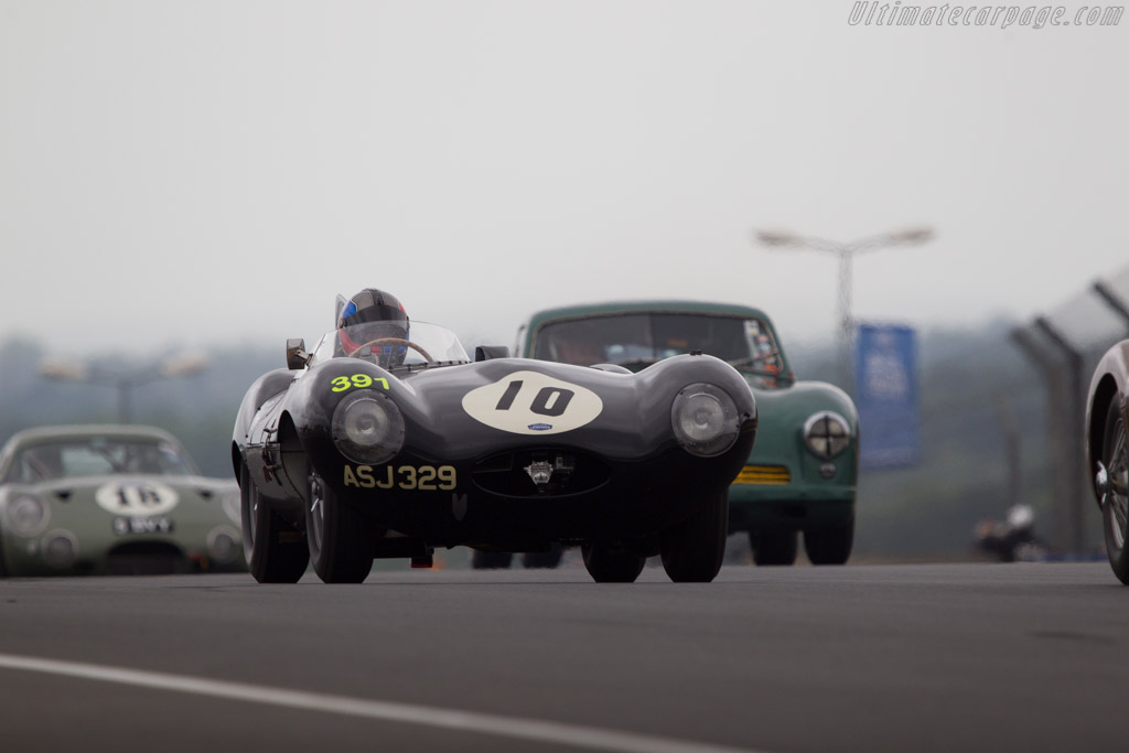 Jaguar D-Type - Chassis: XKD 570   - 2013 24 Hours of Le Mans