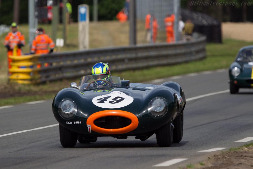 Jaguar D-Type - Chassis: XKD 545   - 2013 24 Hours of Le Mans