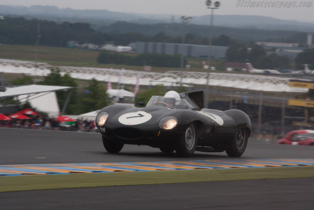 Jaguar D-Type Works Long Nose - Chassis: XKD 506   - 2013 24 Hours of Le Mans